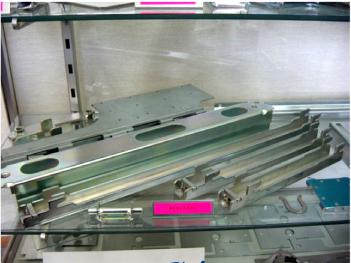 鋼製家具関連部品